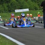 Schaltkartsieg für TB Motorsport