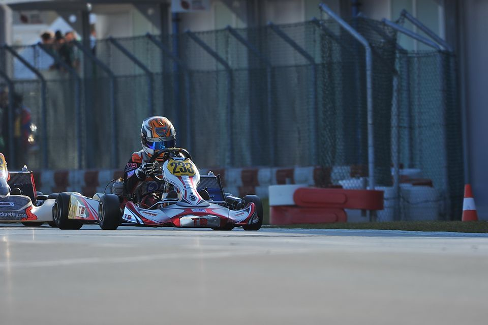 Hannes Janker fährt in die Top-Ten