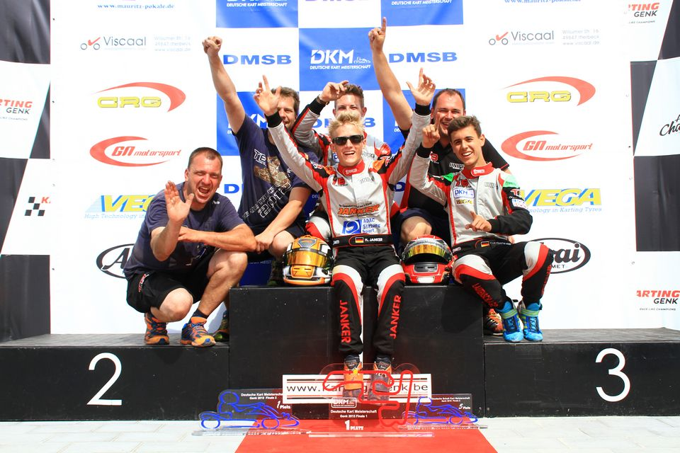 TB Motorsport siegt in Genk