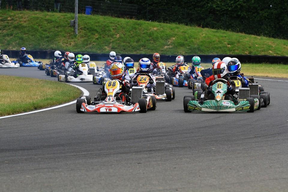 TB Motorsport baut ADAC-Führung aus