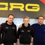 Hannes Janker startet 2016 für CRG