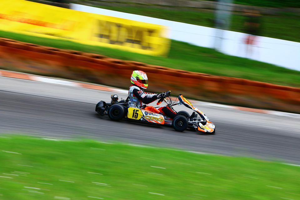 CRG TB Racing feiert ADAC Kart Masters-Siege in Ampfing