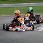CRG TB Racing setzt Titeljagd in Wackersdorf fort
